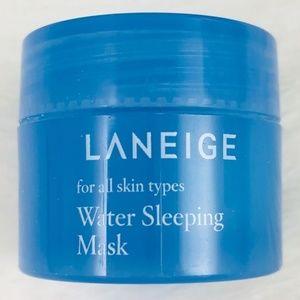 New! Laneige Water Sleeping Moisture Recharge Mask